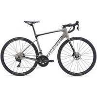 Giant Defy Advanced 2 Road Bike  2019 M - Grey