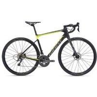 Giant Defy Advanced 3 Road Bike 2019 XL - Carbon/ Neon Yellow