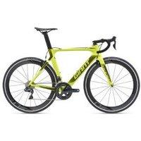 Giant Propel Advanced 0 Road Bike  2019 L - Neon Yellow