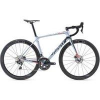 Giant Tcr Advanced Pro 1 Disc Road Bike  2019 L - Glacier Silver