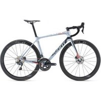 Giant Tcr Advanced Pro 1 Disc Road Bike  2019 S - Glacier Silver