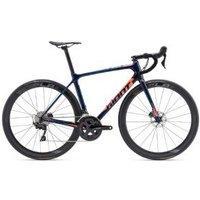 Giant Tcr Advanced Pro 2 Disc Road Bike  2019 S - Candy Blue