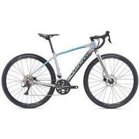Giant Toughroad Slr Gx 2 All Road Bike  2019 M - Brushed Aluminium