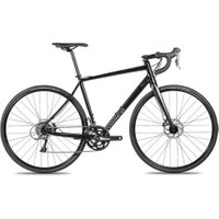 Norco Search A Claris 2018 Adventure Road Bike | Black - 55.5cm