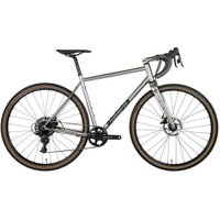 Norco Search XR STL Apex 2019 Adventure Road Bike | Silver - 50.5cm