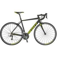 Scott Speedster 20 2018 Road Bike | Black - 54cm