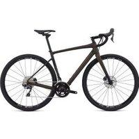 Specialized Diverge Comp Carbon Road Bike 2019 52cm - Satin Brown Tint/Black/Copper