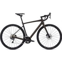 Specialized Diverge Comp Carbon Road Bike  2019 56cm - Satin Brown Tint/Black/Copper