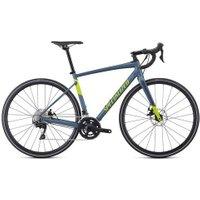 Specialized Diverge E5 Comp 2019 Adventure Road Bike | Blue - 54cm