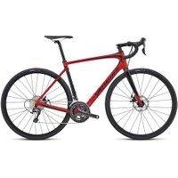 Specialized Roubaix 2018 Road Bike | Red/Black - 56cm