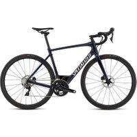 Specialized Roubaix Pro 2018 Road Bike | Blue/White - 54cm