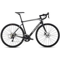 Specialized Roubaix Sport 2018 Road Bike   Black/White - 56cm