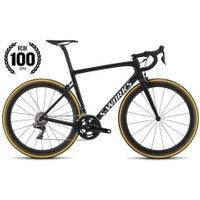 Specialized S Works Tarmac SL6 DI2 2018 Road Bike | Black/White - 58cm