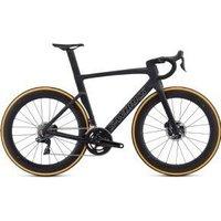 Specialized S-works Venge Disc Di2 Road Bike 2019 52cm - Satin Black/Silver Holo/Clean