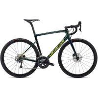 Specialized Tarmac SL6 Expert Carbon Disc 2019 Road Bike | Green - 56cm
