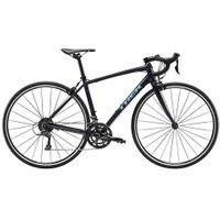 Trek Domane AL 2 2019 Women's Road Bike | Blue - 47cm