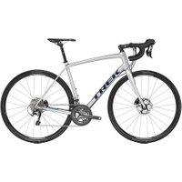 Trek Domane ALR 4 Disc 2018 Road Bike | Silver - 44cm