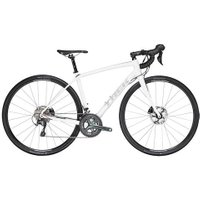 Trek Domane ALR 4 Disc 2018 Womens Road Bike | White - 54cm